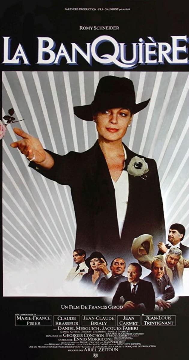 Film La Banquière
