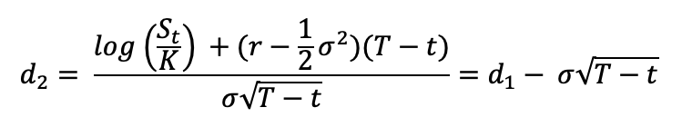 Formula for the D2